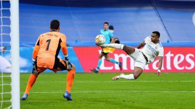 Куп пропуски спряха Реал и съвсем заплетоха върха на Ла Лига