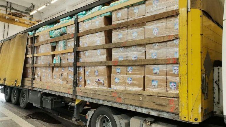 За задържаните 18 тона контрабандни препарати за растителна защита, които