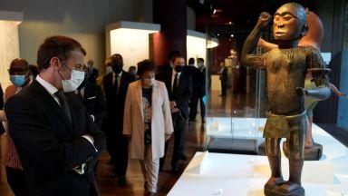 Университетът в Кембридж и парижки музей връщат заграбени африкански артефакти