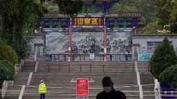 Локдаун в трети китайски град след един нов случай на Covid-19