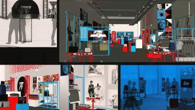 Изложба в Ню Йорк отбелязва 75-ата годишнина от рождението на Дейвид Боуи