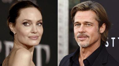 Пит и Джоли започват наново спора с попечителството над децата