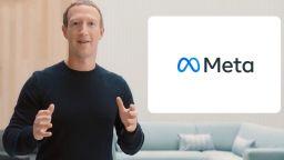 Facebook сменя името си на Meta (видео)